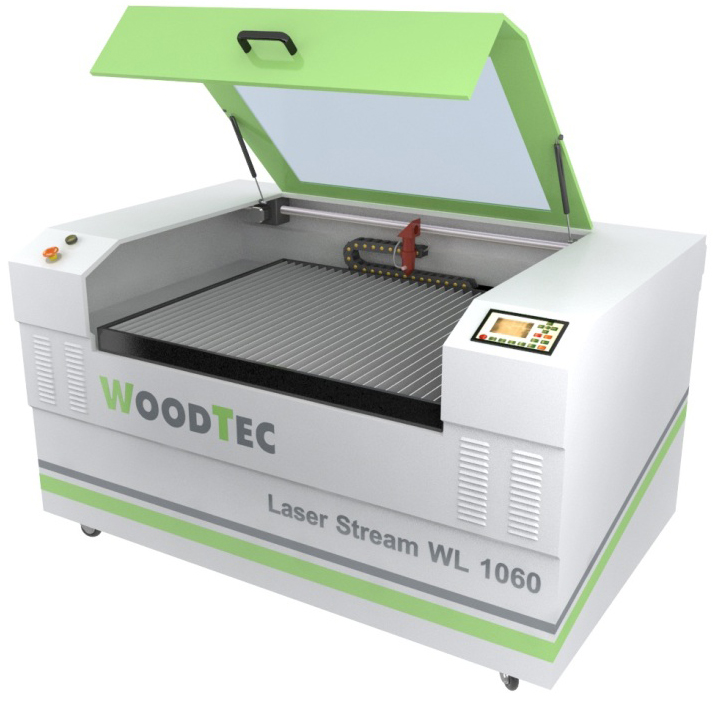 WoodTec LaserStream WL 1060
