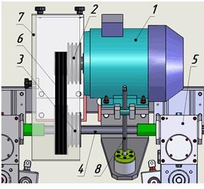 Станок четырехсторонний С25-4АБ