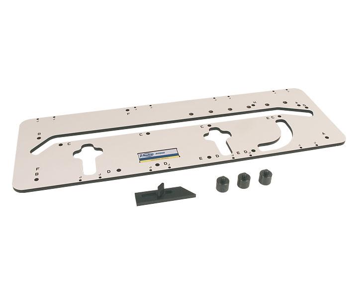 Virutex PFE60 Шаблон для стыковки столешниц