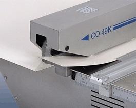 Virutex CO49K Резак для листового материала с автоподачей