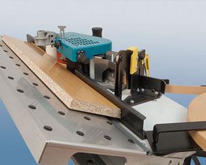 Virutex MI250 Наклонный рабочий стол для кромкооблицовочных машин с клеевой ванной
