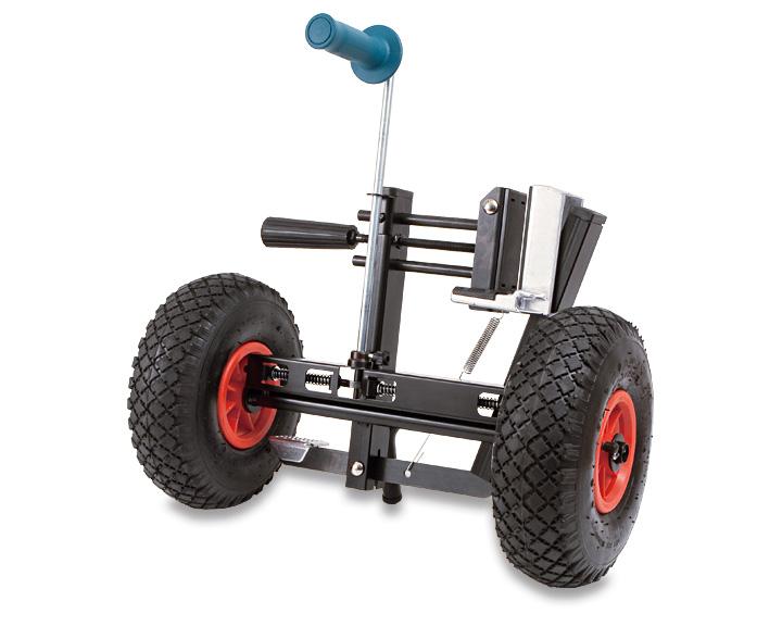 Virutex SPR770T Устройство быстрозажимное на колесах