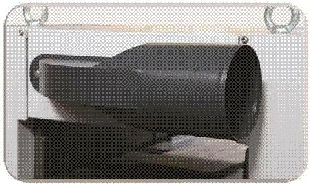 Станок рейсмусовый WoodTec SR400