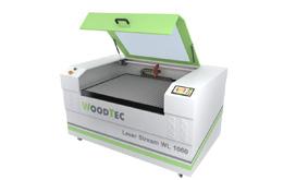 Лазерно-гравировальные станки с ЧПУ WoodTec