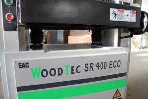 Станок рейсмусовый WoodTec SR 400 ECO