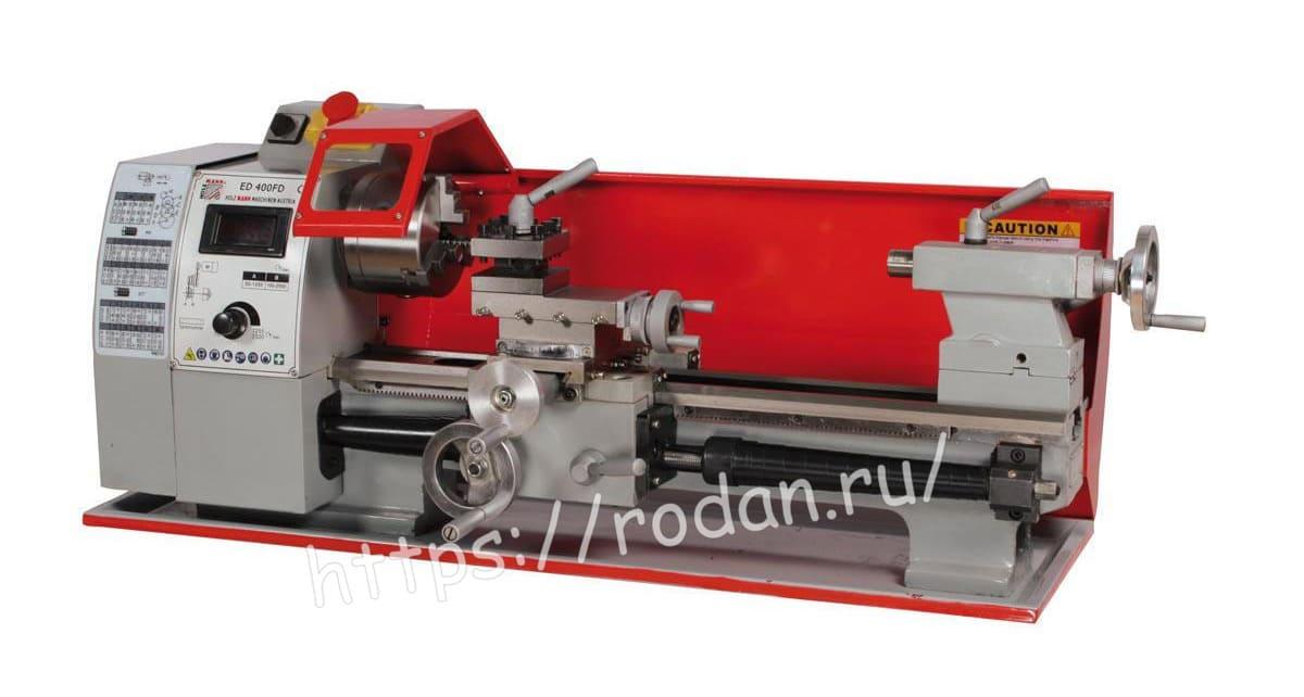 Станок токарный ED400FD_230V