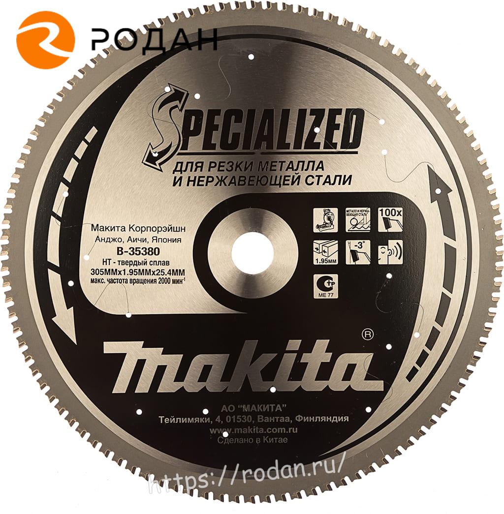 Пильные диски к циркулярным пилам