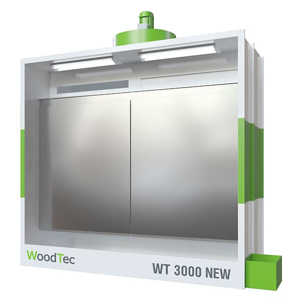 WoodTec WT 3000 NEW